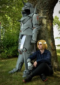 Cosplay-Cover: Edward Elric (Brotherhood - Opening 3)