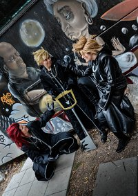 Cosplay-Cover: Roxas