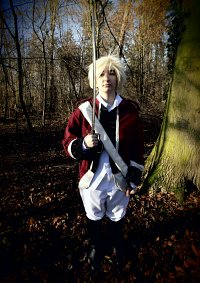 Cosplay-Cover: Arthur Kirkland (Independence!England)