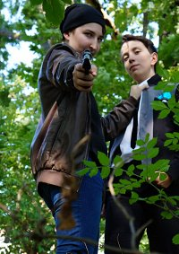Cosplay-Cover: Connor [Infiltration!RK800]