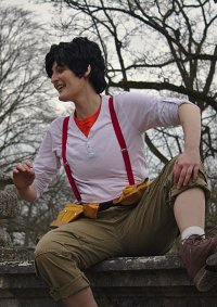 Cosplay-Cover: Leo Valdez