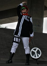 Cosplay-Cover: Lavi (1st Uniform)