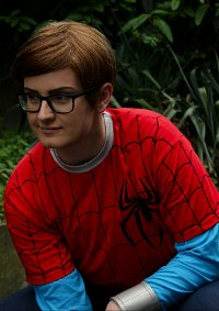 Cosplay-Cover: Peter Parker (Avengers Academy)