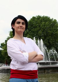 Cosplay-Cover: Prinz Eric