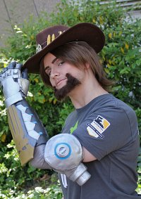 Cosplay-Cover: Jesse McCree *casual*