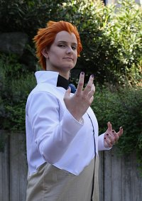 Cosplay-Cover: Moira *casual*