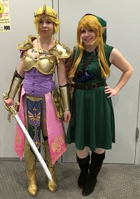 Cosplay-Cover: Link (female)