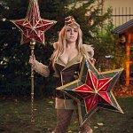Cosplay: Athena (Red Star) - Smite
