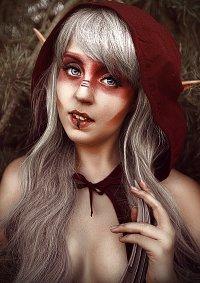 Cosplay-Cover: Avalania - die Assassinen Elfe