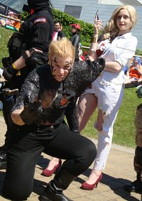 Cosplay-Cover: Albert Wesker (Mutated Version)