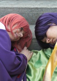 Cosplay-Cover: Eisen