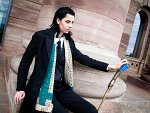 Cosplay-Cover: Loki [Suit Up For Stuttgart]