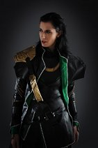 Cosplay-Cover: Loki (Battleready)