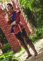 Cosplay-Cover: Dorian Pavus (Halamshiral,Winter Palace Uniform)