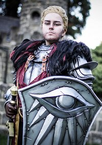 Cosplay-Cover: Cullen Rutherford