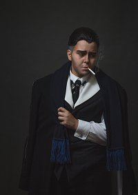 Cosplay-Cover: Percival Graves