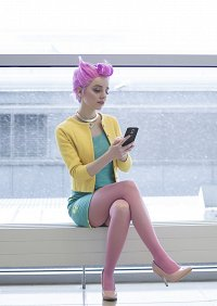 Cosplay-Cover: Princess Carolyn [Bojack Horseman]