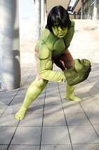 Cosplay-Cover: Hulk