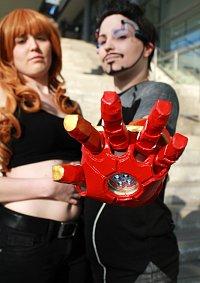 Cosplay-Cover: Tony Stark   Mark 42 [Iron Man 3]