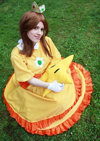 Cosplay-Cover: Princess Daisy