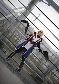 Cosplay-Cover: Jin Kisaragi