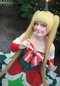 Cosplay-Cover: Dekomori Sanae [Christmas]