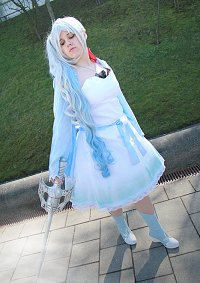 Cosplay-Cover: Weiss Schnee