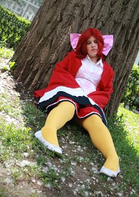 Cosplay-Cover: Eufemia