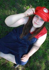 Cosplay-Cover: Mario Female