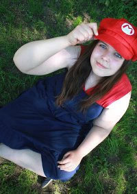 Cosplay-Cover: Mario Female