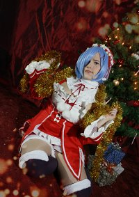 Cosplay-Cover: Rem (Christmas)