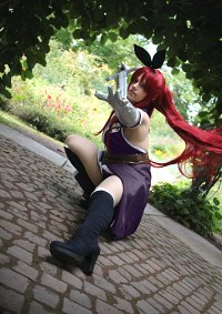 Cosplay-Cover: Erza Scarlet [Grand Magic Games]