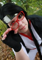 Cosplay-Cover: Sarada Uchiha [Adult]