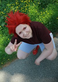 Cosplay-Cover: Eijiro Kirishima [Forest Training Camp]
