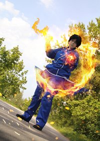 Cosplay-Cover: Roy Mustang