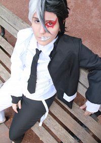 Cosplay-Cover: Monokuma