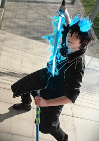 Cosplay-Cover: Rin Okumura [Exorcist]