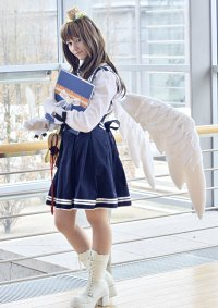 Cosplay-Cover: Sweet White Angel