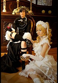 Cosplay-Cover: Lady Elizabeth [Cover Band 13]