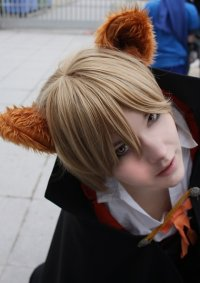Cosplay-Cover: Remus Lupin (Halloweenversion)