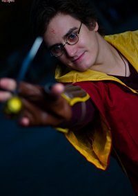 Cosplay-Cover: Harry Potter [Quidditch]