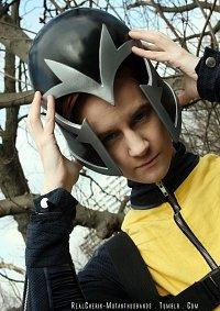 Cosplay-Cover: Erik Lehnsherr (X-Men: First Class) - Battlesuit