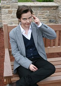 Cosplay-Cover: Charles Xavier • X-Men: First Class [Basic Outfit]