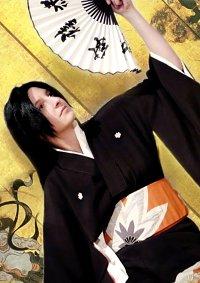Cosplay-Cover: GACKT - Uesugi Kenshin Style