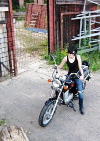 Cosplay-Cover: Gackt - Stay the ride alive Style