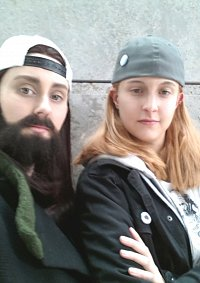 Cosplay-Cover: Silent Bob - Clerks 2
