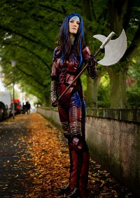 Cosplay-Cover: Illyria (Angel-Jäger der Finsternis)