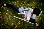 Cosplay-Cover: Sasuke Uchiha [Shippuden] Team Taka (Anime)