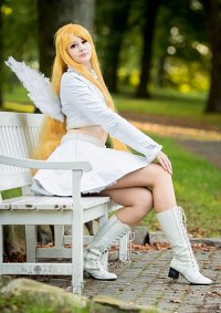 Cosplay-Cover: Fullmoon - Angel Dress