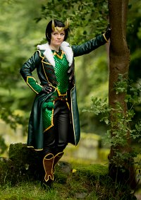 Cosplay-Cover: Loki [Agent of Asgard]